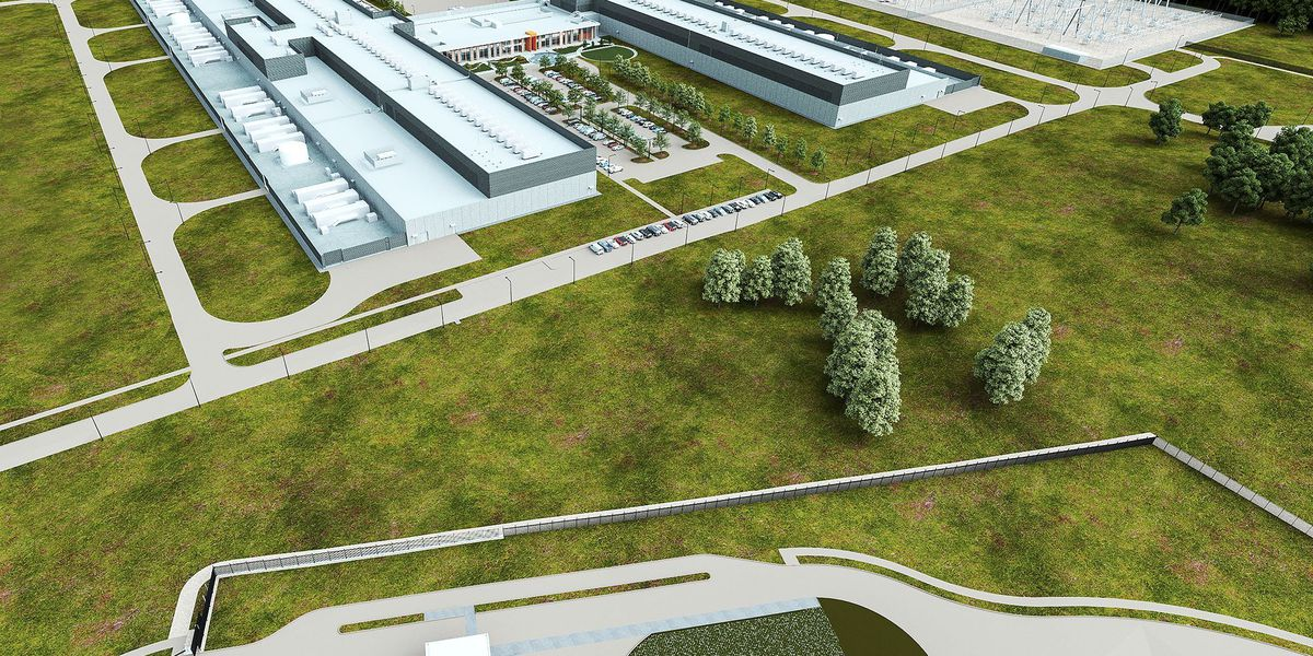 Huntsville Data Center launches Facebook page
