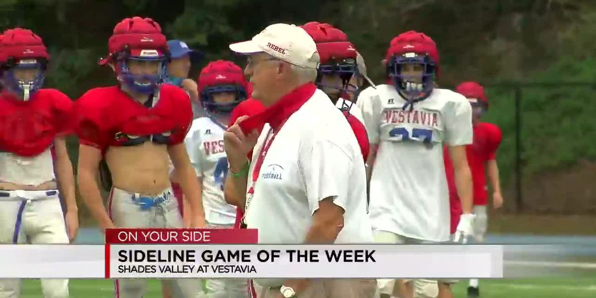 GOW Preview: Shades Valley at Vestavia - Buddy Anderson's last game