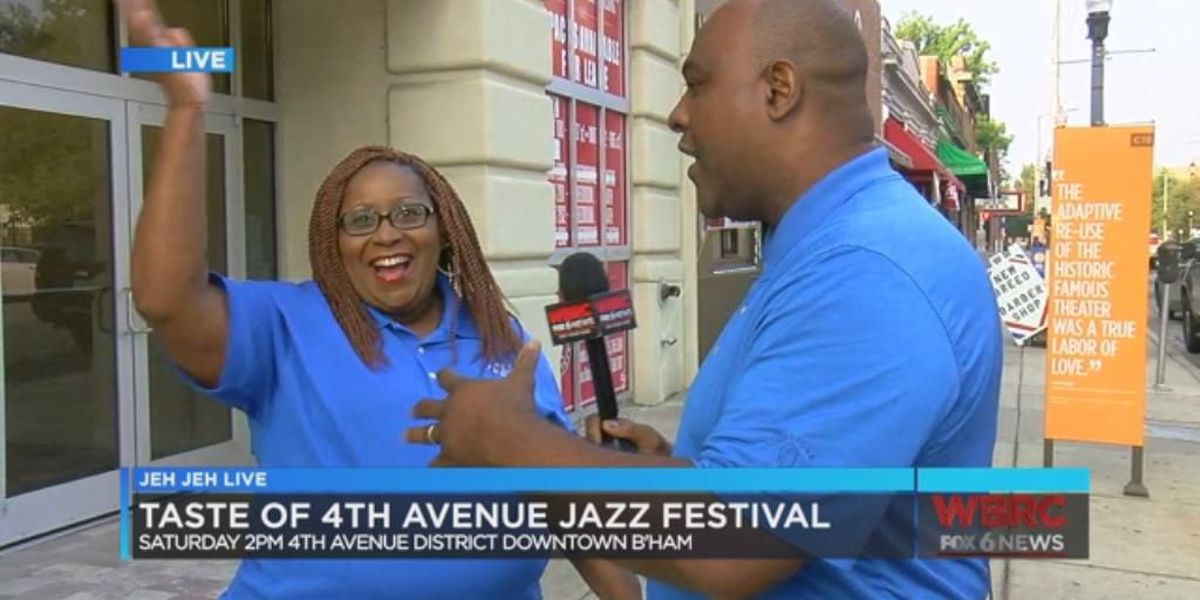 Jeh Jeh Live: Taste of 4th Avenue Jazz Fest (Part 1)