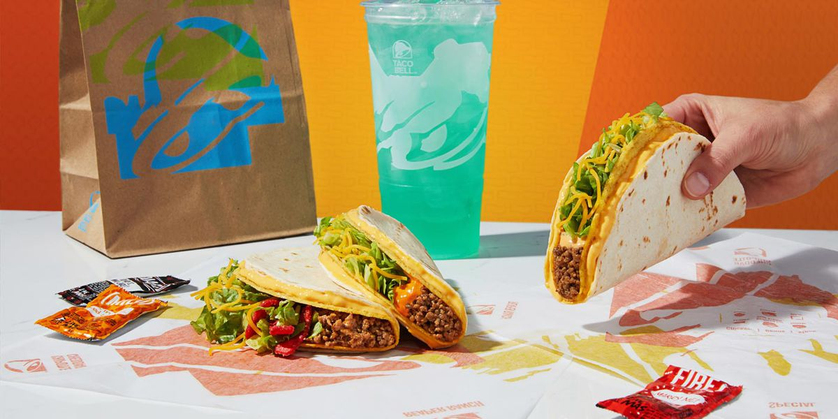Taco Bell to offer 21 menu items for $1 in 2020