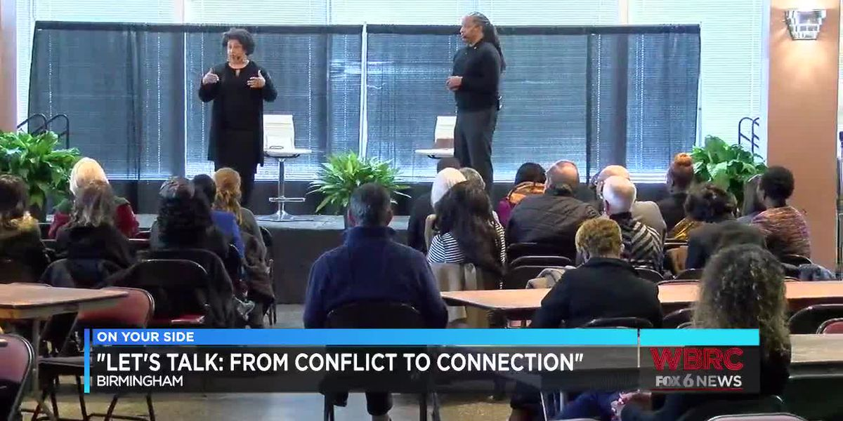 B'ham City Discussion: From conflict to connection