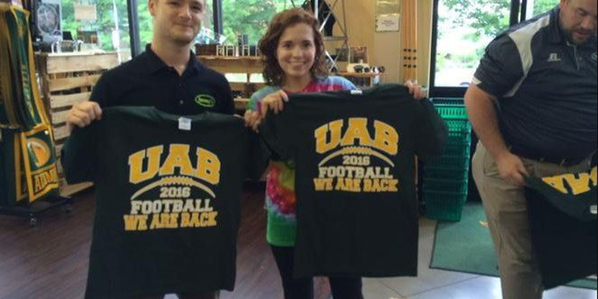 Fans celebrate return of 3 UAB sports teams and we're tracking this week's storms