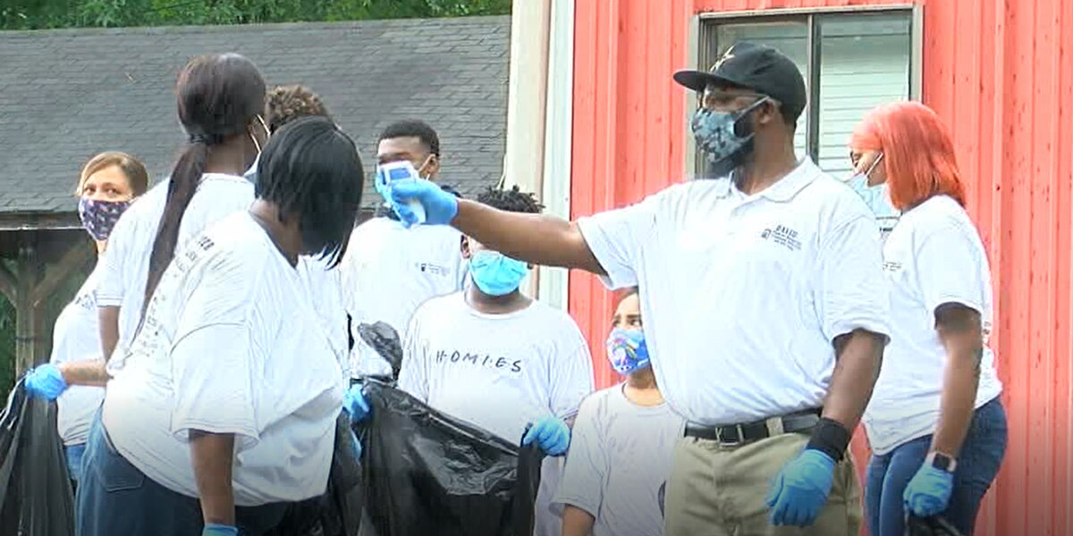 Tuscaloosa man wrongfully accused of a crime gives back