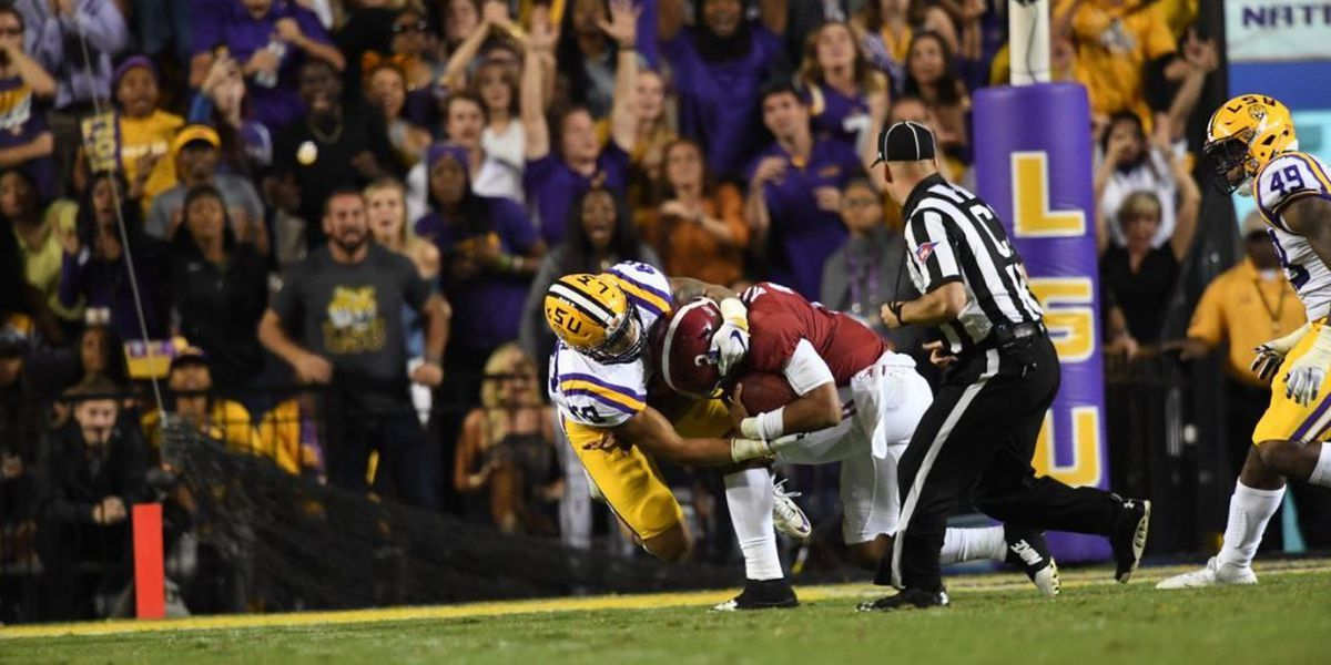 """Karle's Korner: Yet another """"W"""": The Good, The Bad & The Ugly from Bama's 10-0 win at LSU"""
