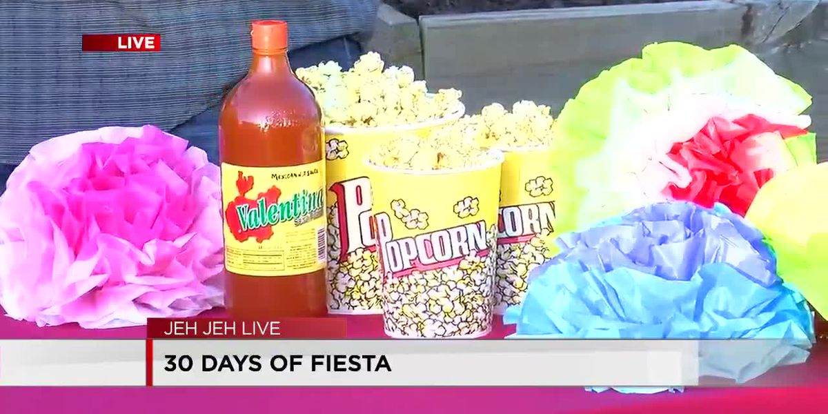30 Days of Fiesta begins Thursday at Shops of Grand River