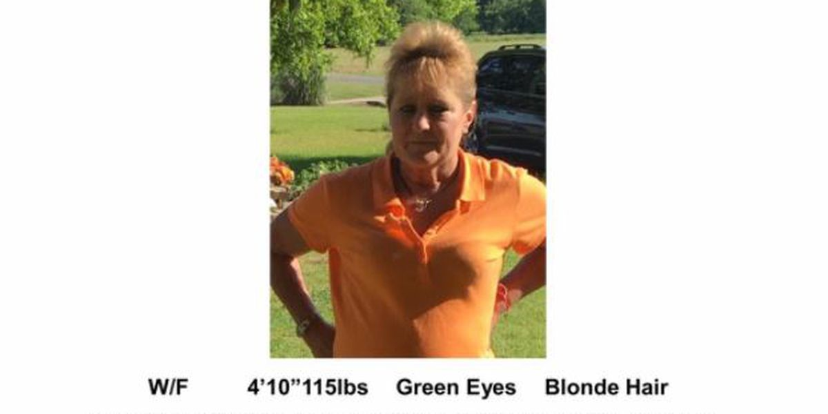 Tuscaloosa Co. Sheriff's Dept. searching for missing woman