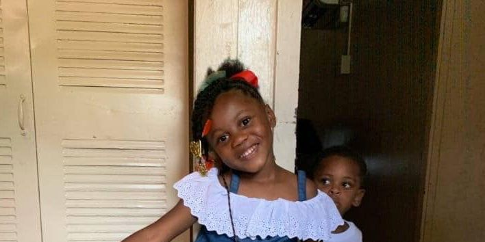 'Pray for us': Family of 4-year-old struck by stray bullet calls for prayers and end to gun violence