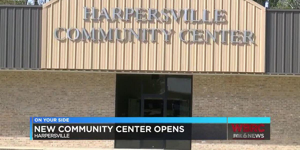 New community center in Harpersville opens