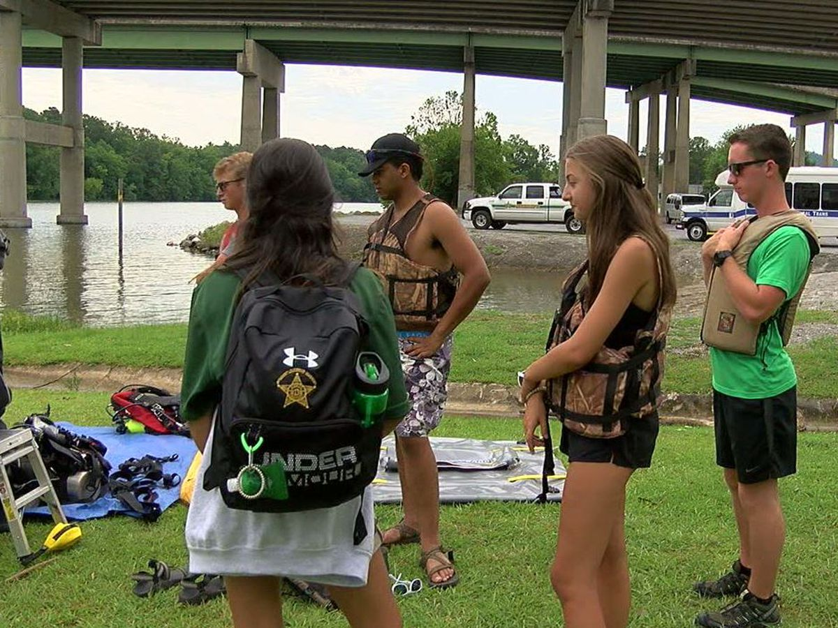 Student Leadership Academy wraps up at Etowah County Sheriff's Office