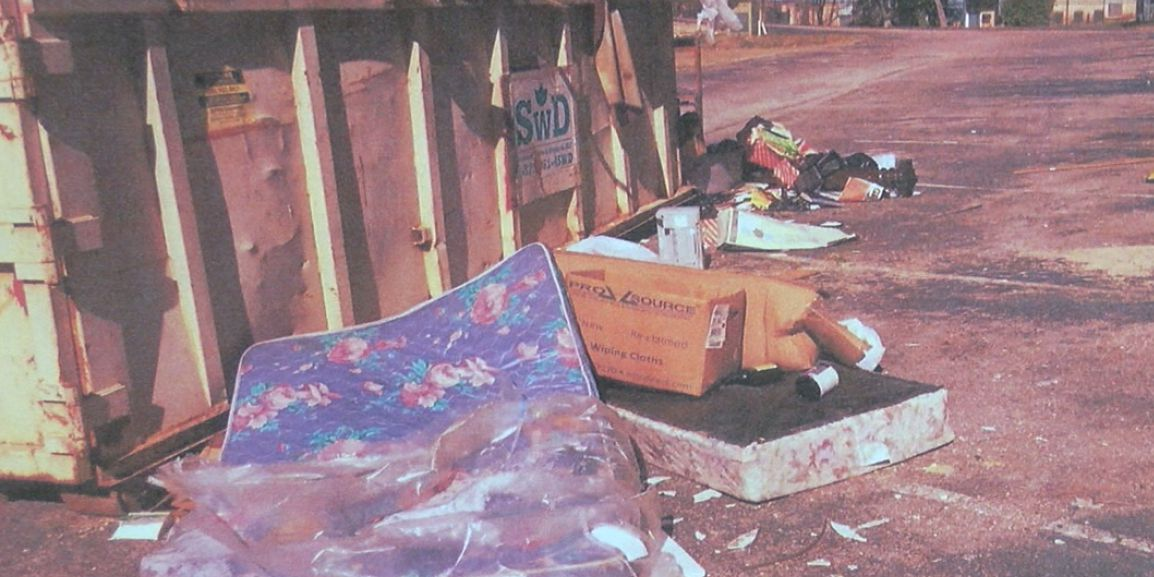 City of Center Point cracking down in illegal dumping