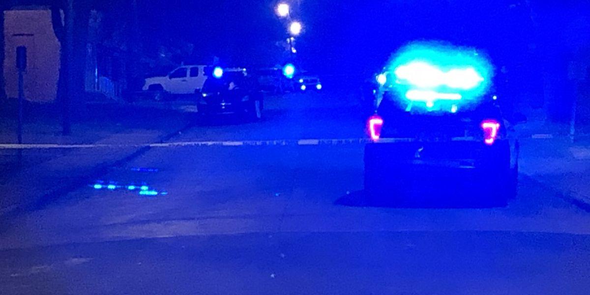 B'ham police investigate shooing; suspect in custody