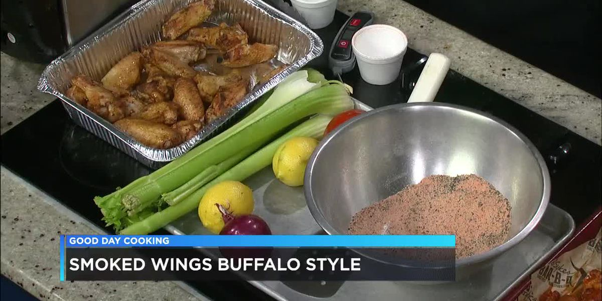 Bob Sykes BBQ: Smoked Wings