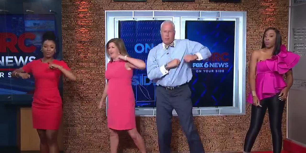 Learn how to dance with Coach D!