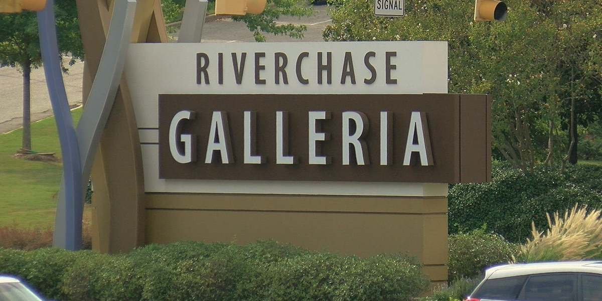 Report of shots fired at the Riverchase Galleria in Hoover