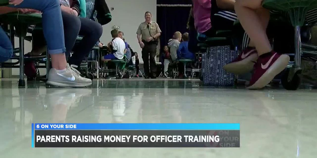 Oak Mountain parents raising money for officer training