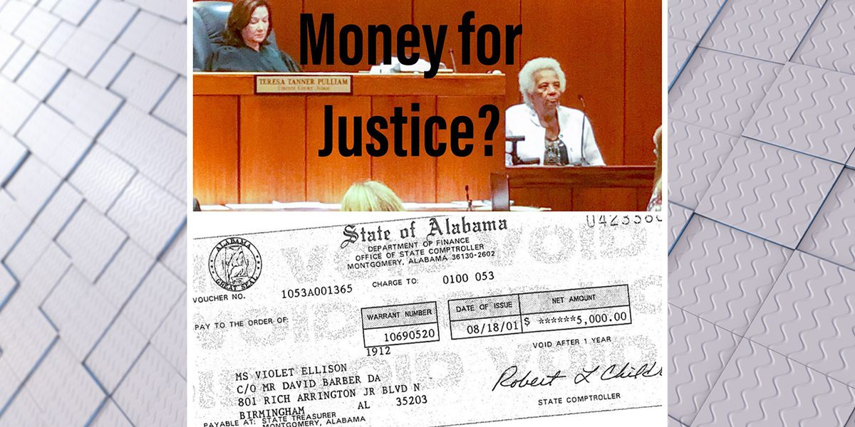 Money for Justice?