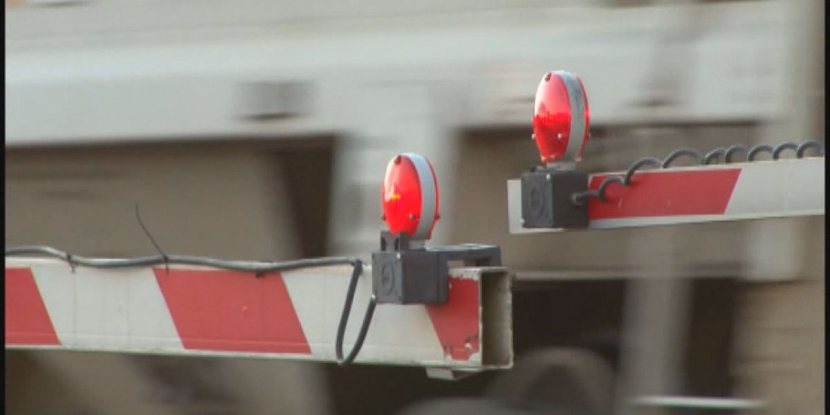 Alabama currently ranks sixth in the nation for vehicle-train fatalities