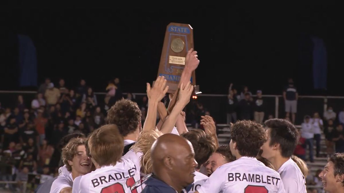 Indian Springs wins 4A/5A state soccer championship