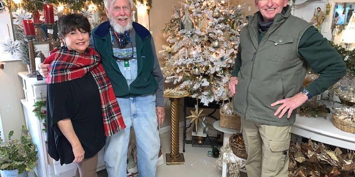 Absolutely Alabama: Pine Hill Farms White Christmas