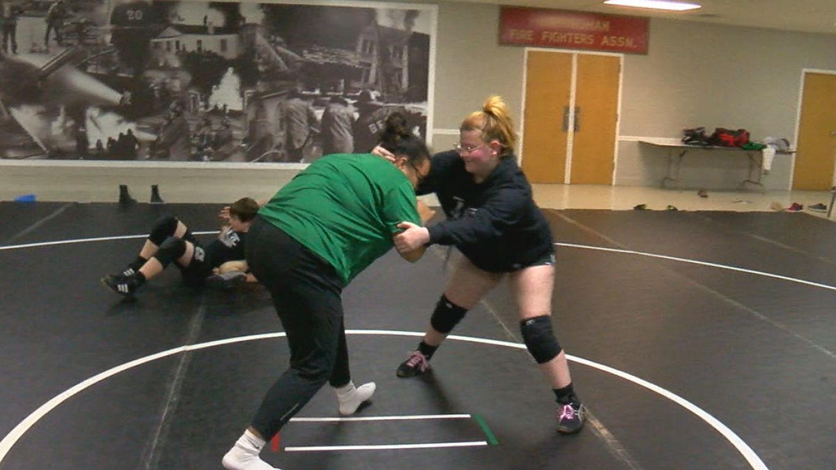 Nearly 100 female wrestlers to compete in first-ever AHSAA Girls Wrestling Championships