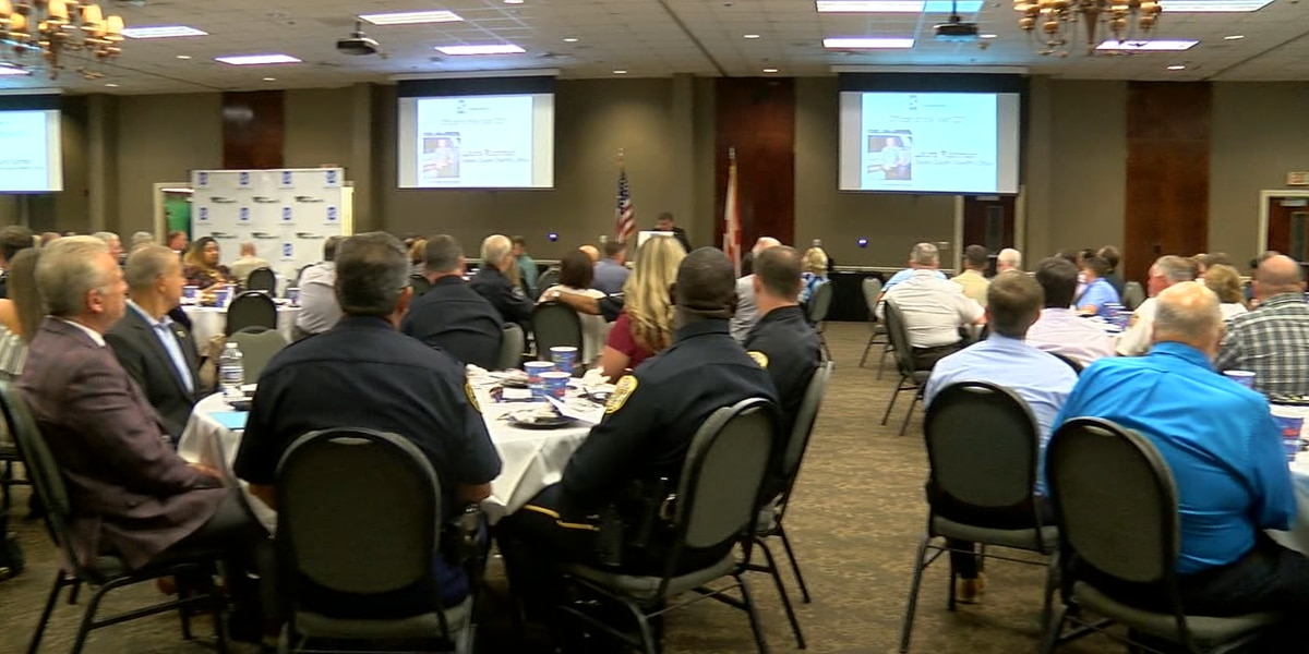 Public safety heroes honored in Shelby County