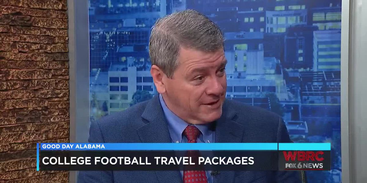 College Football Travel Packages