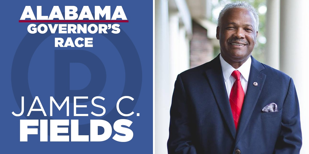 AL Governor's Race – Meet the Candidates: James C. Fields