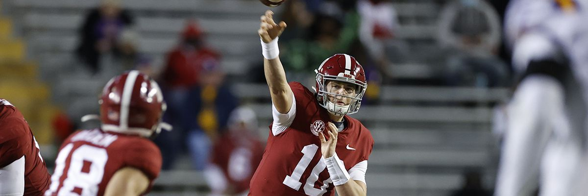 Mac Jones, Jaylen Waddle included in 5 Alabama players to declare for NFL Draft