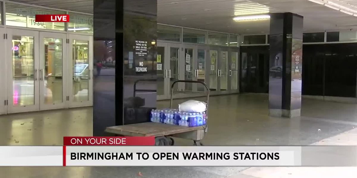 Boutwell Auditorium Opening As A Warming Station