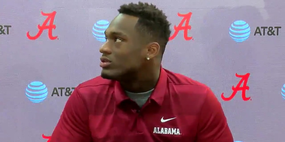 Does Mack Wilson think LSU's Devin White was guilty of targeting?