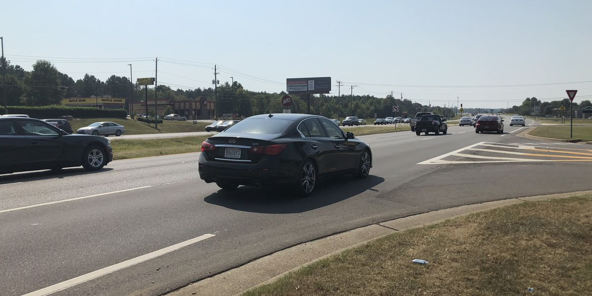 Road project on Tuscaloosa's Highway 69 South suffers setback