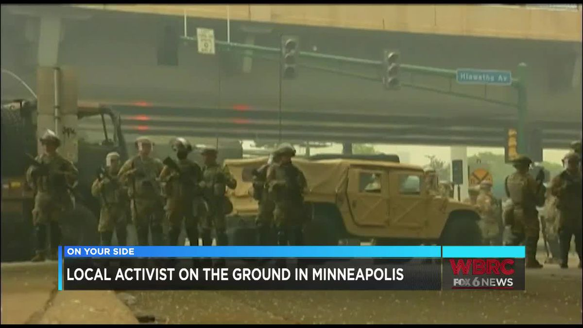 Local Activist on the Ground in Minneapolis