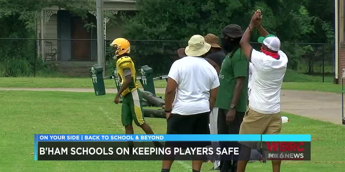 Birmingham City Schools move coaches around to help keep High School football players safe