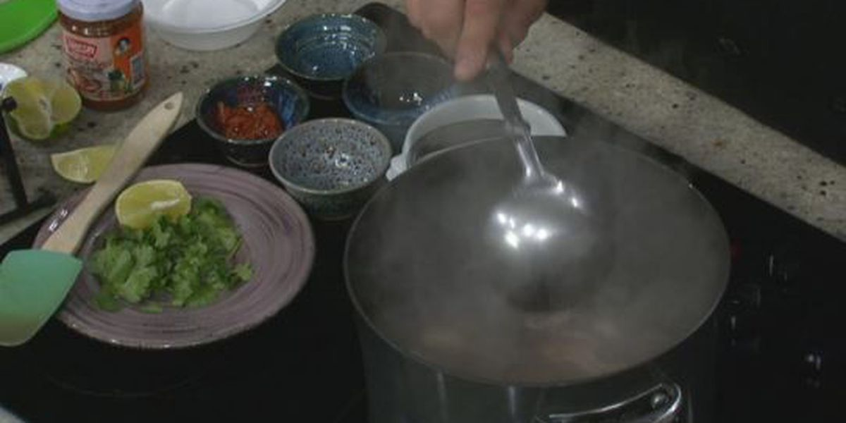 All Around Town Catering: Tom Yum Soup