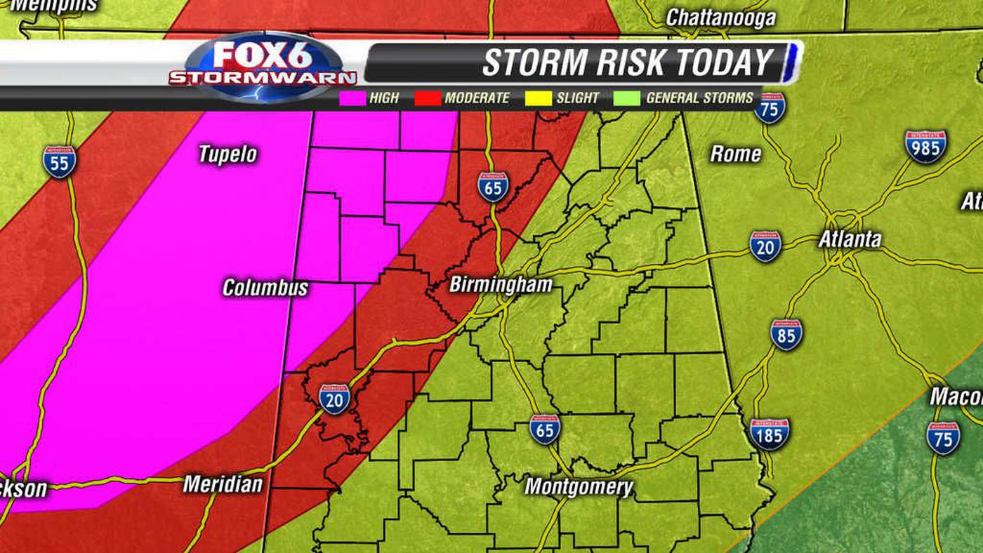 FOX6 special storm coverage on air and online