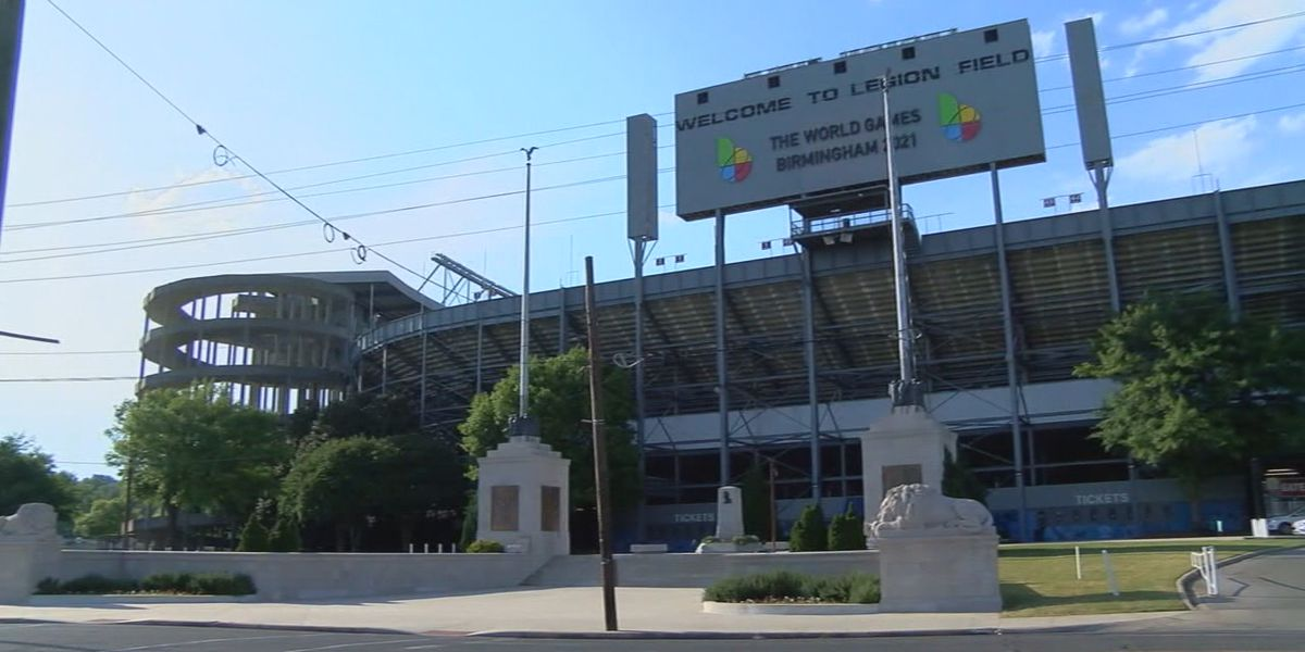 Push underway to keep Legion Field testing site open