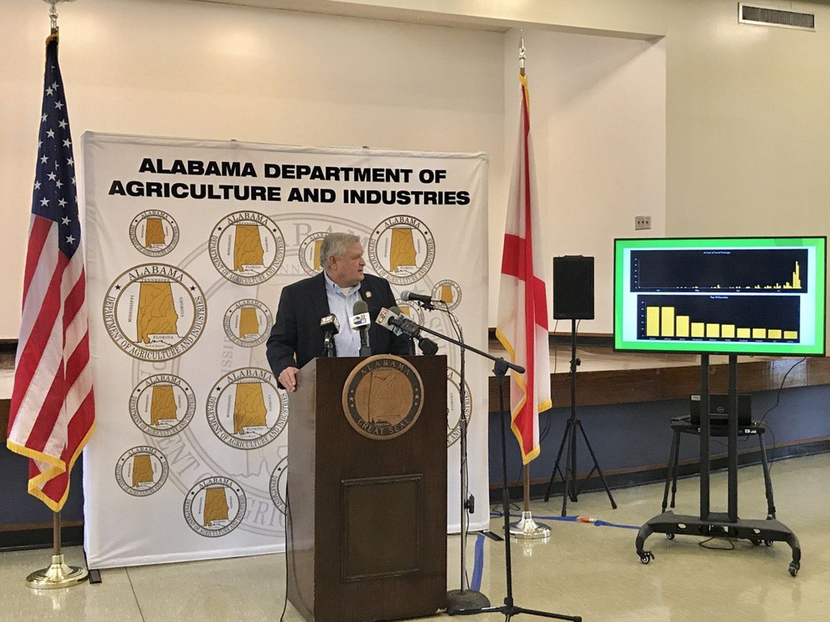 Hundreds in Alabama report getting seeds from China
