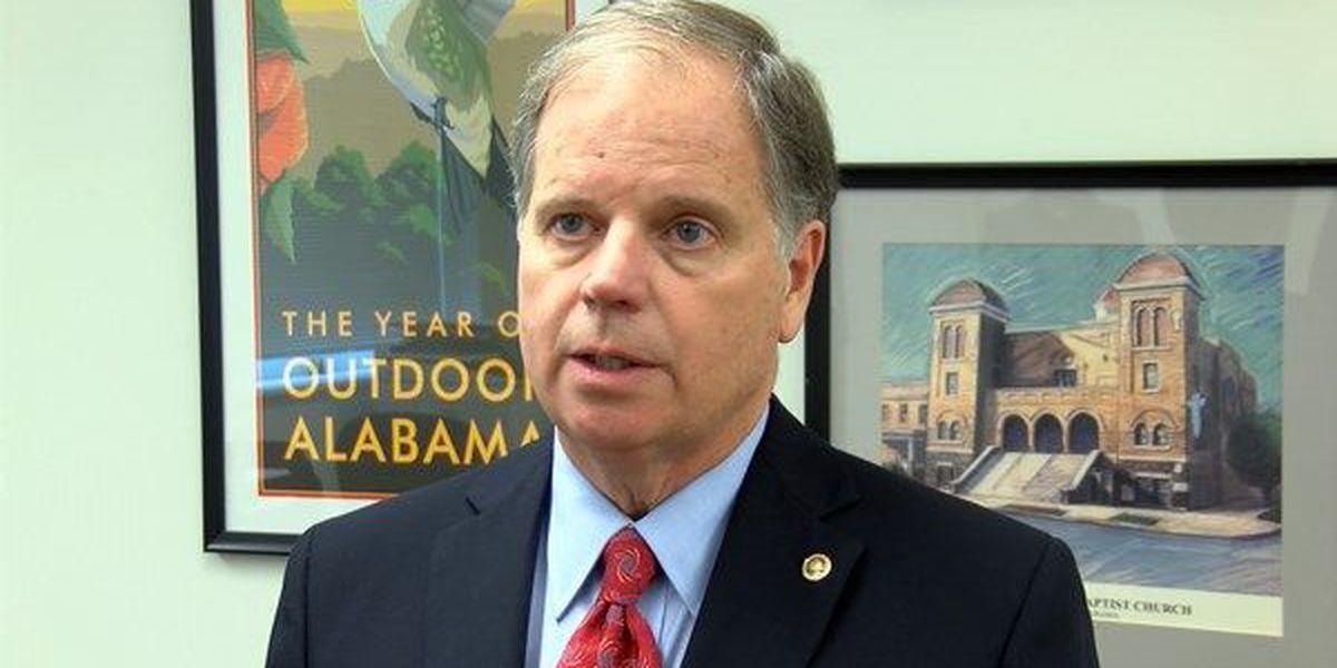'Honor of a lifetime': Jones thanks Alabama as Senate term ends