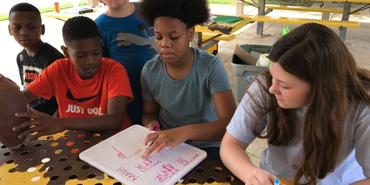 Free Summer Hope program underway in two Tuscaloosa communities