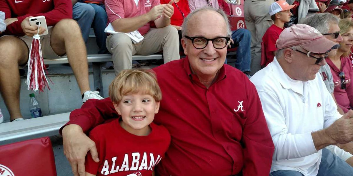 Fan attends 59th Iron Bowl in a row