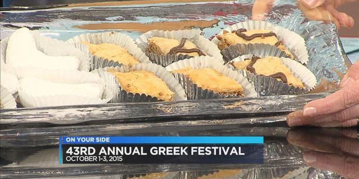 Greek Food Festival kicks off Thursday in Birmingham