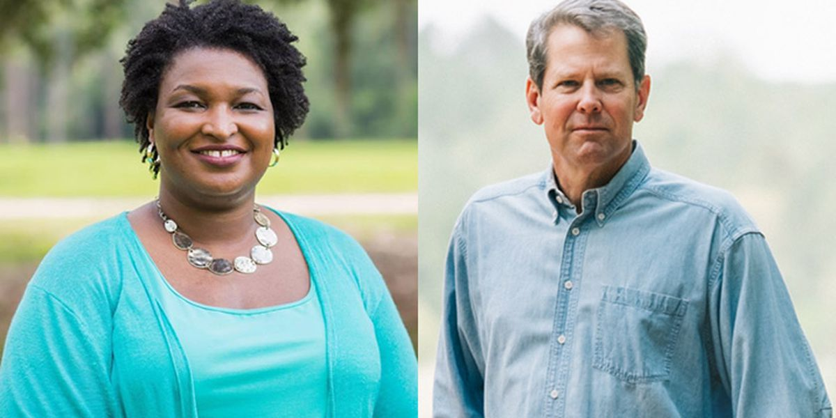 Abrams, Kemp await more ballots in Georgia governor's race