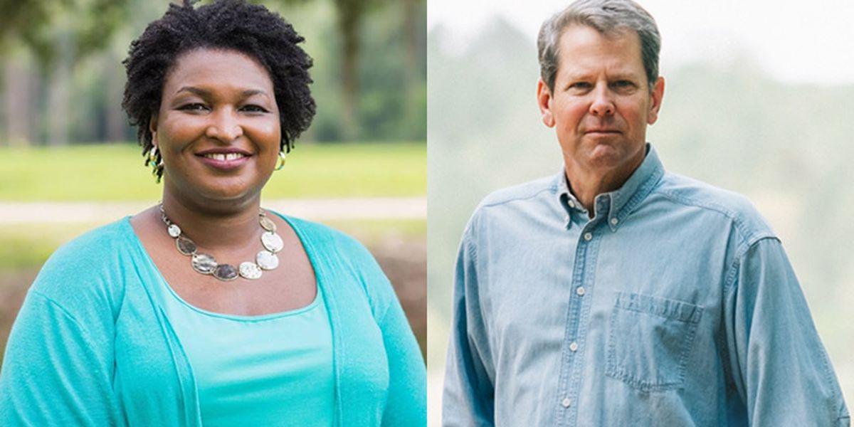 Abrams, Kemp await more ballots in Georgia governor's race