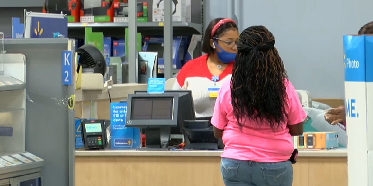 Anonymous donor pays off all layaway items at Walmart in Canton