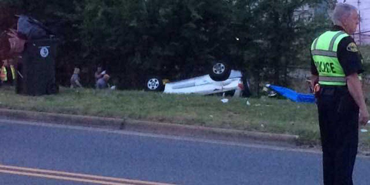 Victim identified in single-vehicle crash in Tuscaloosa