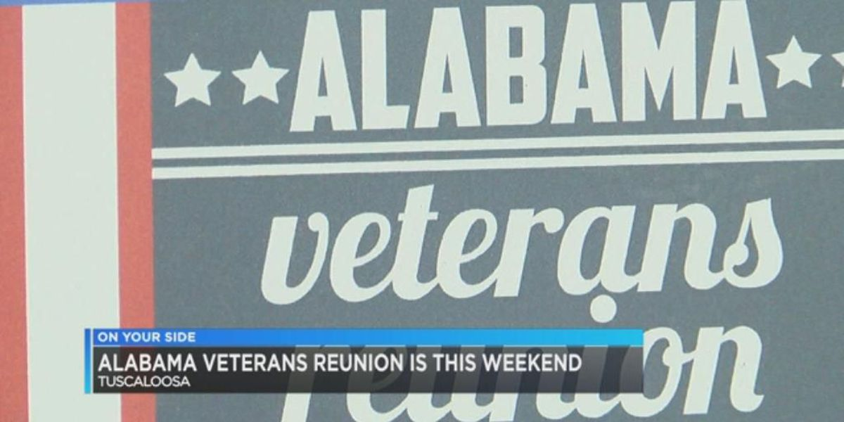 Alabama Veterans Reunion to be held Saturday in Tuscaloosa