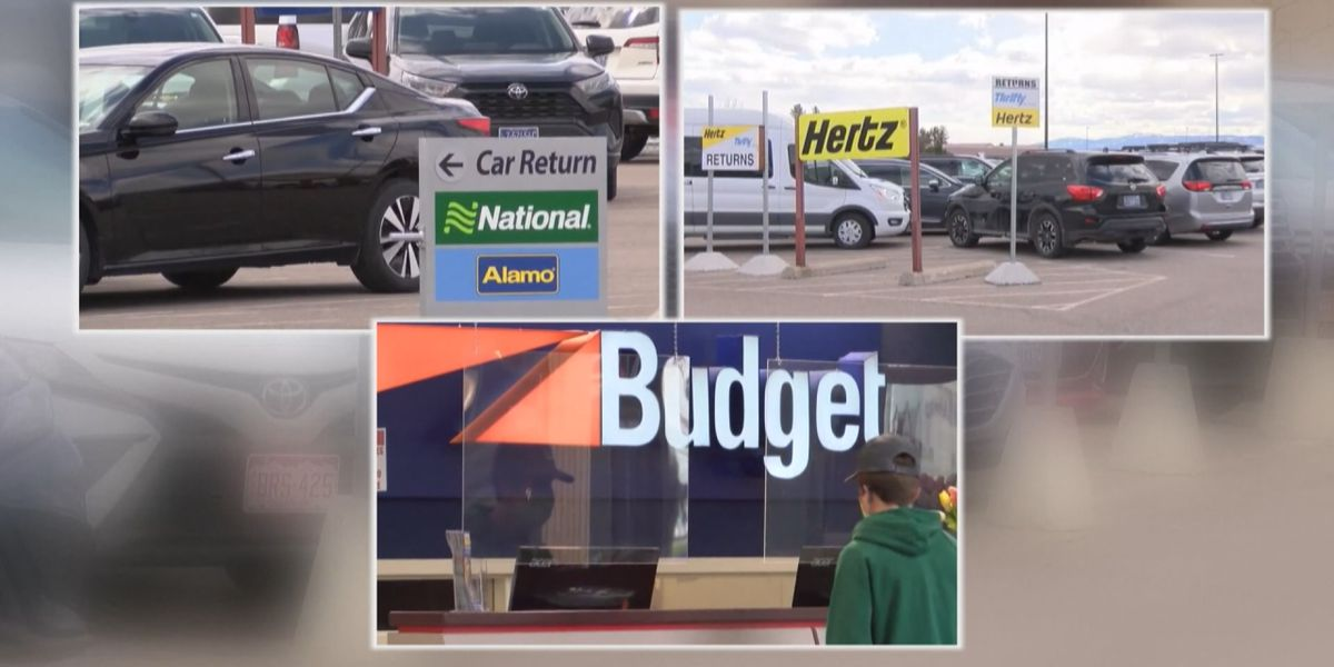 Experts say rental car shortage is caused by computer chips
