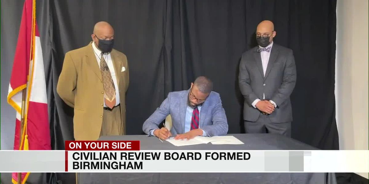 Mayor Woodfin: Civilian review board formed