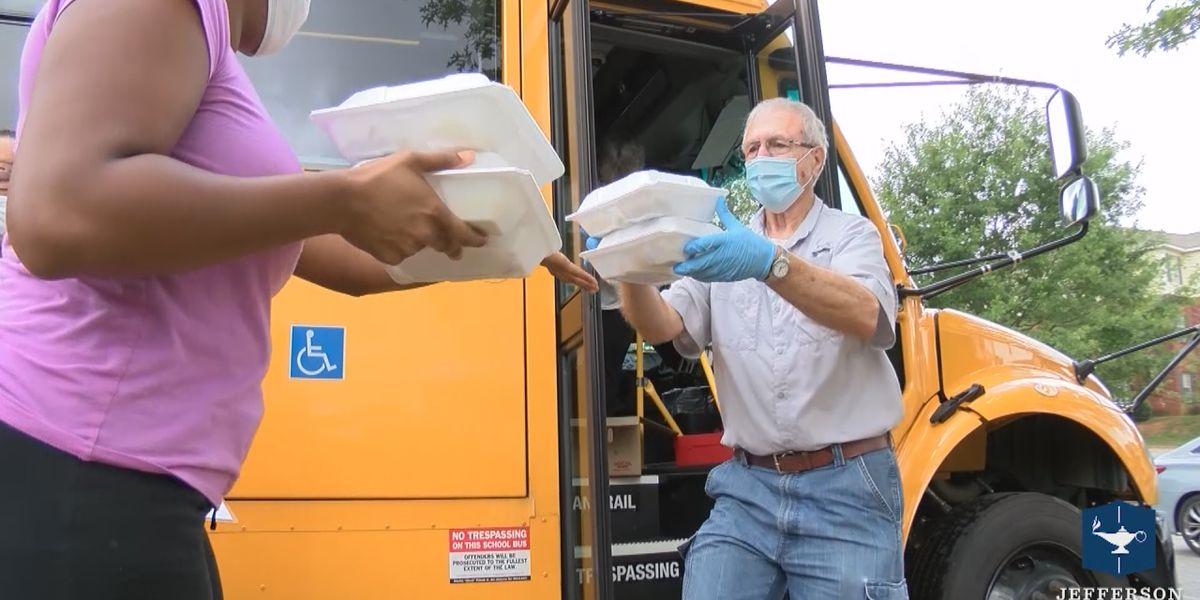 Jefferson County Schools iron out kinks in school lunch program