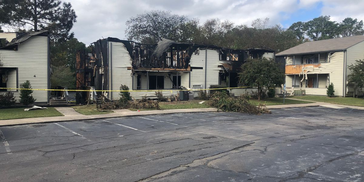 UPDATE: Fire at Pine Ridge Apartments in Gadsden ruled accidental
